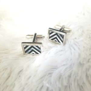 ❄️ Joseph Abbound Mother-of-pearl Cuff Links